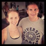 Live and Breathe Yoga Townsville Yogi of the Month Andrew
