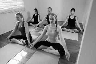 Townsville yoga classes at Live and Breathe Yoga
