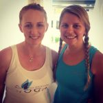 Live and Breathe Yoga Townsville Yogi of the Month Bernadette