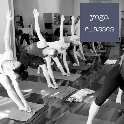 Yoga classes : Live and Breathe Yoga