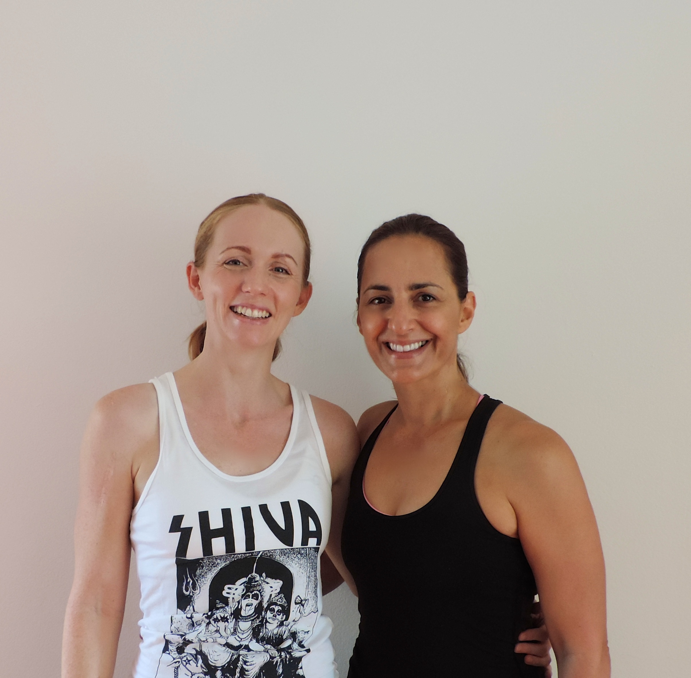 Live and Breathe Yoga Townsville Yogi of the Month Anna