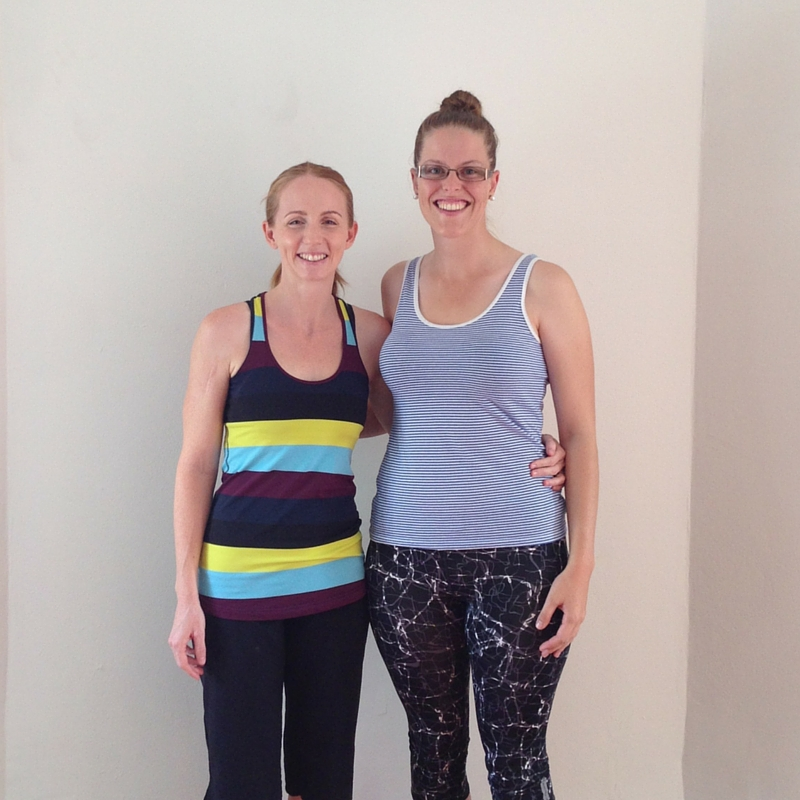 Live and Breathe Yoga Townsville Yogi of the Month Shannon