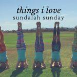 Live and Breathe Yoga loves Sundalah Sunday Townsville yoga