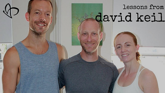 Ashtanga yoga with David Keil Australia