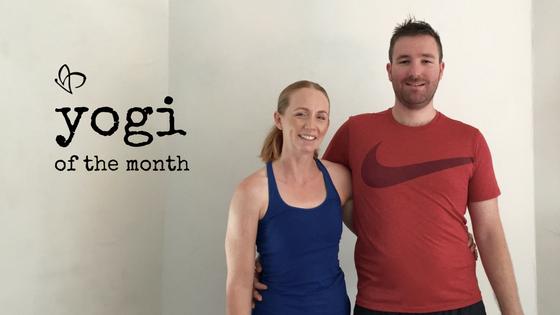 Yogi of the Month : April 2017 : Matt
