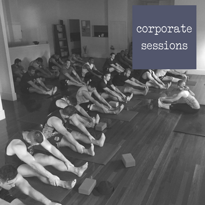 live and breathe yoga corporate sessions