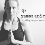 ashtanga yoga yamas and niyamas townsville