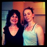 Live and Breathe Yoga Townvsille Yogi of the Month Miriam
