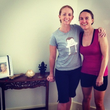 Live and Breathe Yoga Townsville Yogi of the Month Kirsty