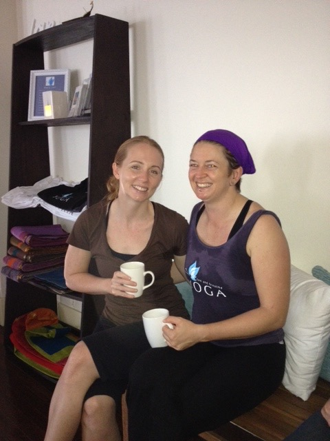 Live and Breathe Yoga Townsville yogi of the Month Emma