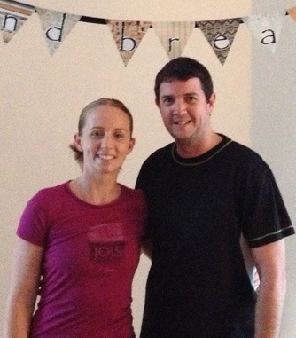 Live and Breathe Yoga Townsville Yogi of the Month James