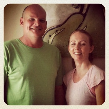 Live and Breathe Yoga Townsville Yogi of the Month : Andrew