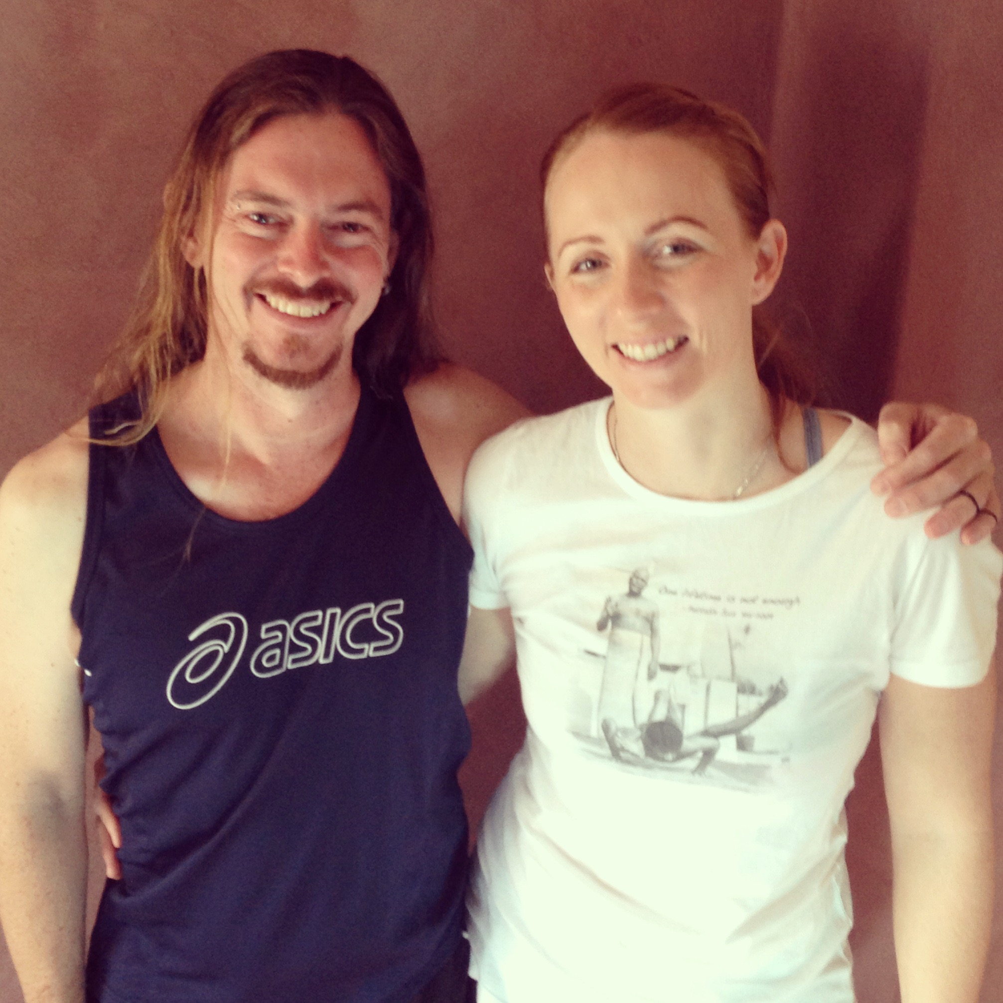 Live and Breathe Yoga Townsville Yogi of the Month Max