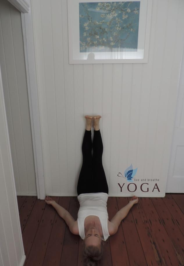 Live and Breathe Yoga : Yoga posture feature