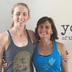Live and Breathe Yoga Townsville Yogi of the month Jodie