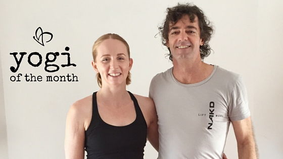 Live and Breathe Yoga Townsville Yogi of the month