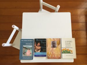 Recommended yoga books