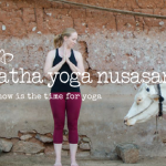 Now is the time for ashtanga yoga Townsville