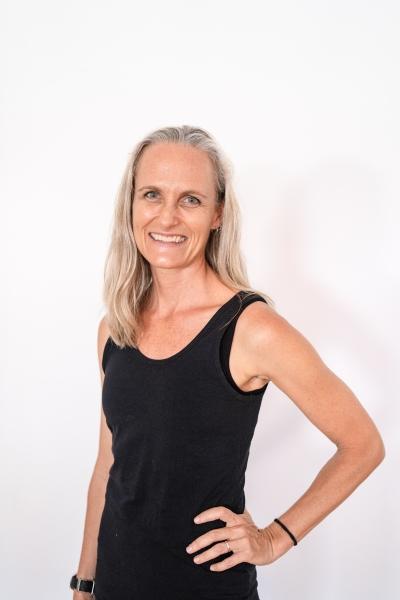 Tracey Uber Cook Ashtanga yoga Townsville